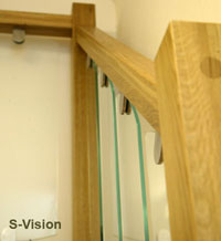 Toughened Glass Balustrade Panels