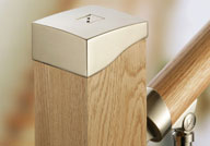 Fusion Commercial Square Newel Cap
