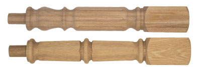 Heritage Newel Posts