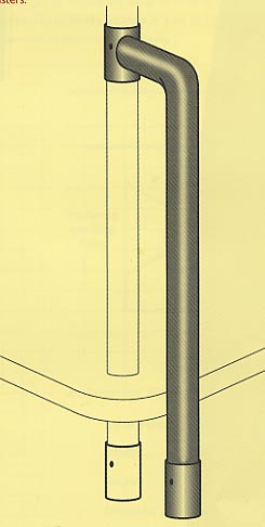 Baluster to Floor connector